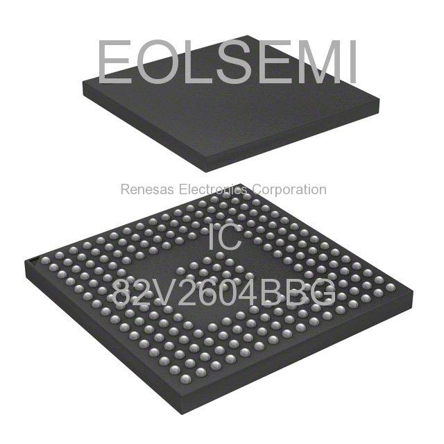 82V2604BBG - Renesas Electronics Corporation - IC
