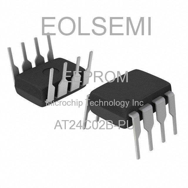 AT24C02B-PU - Microchip Technology Inc