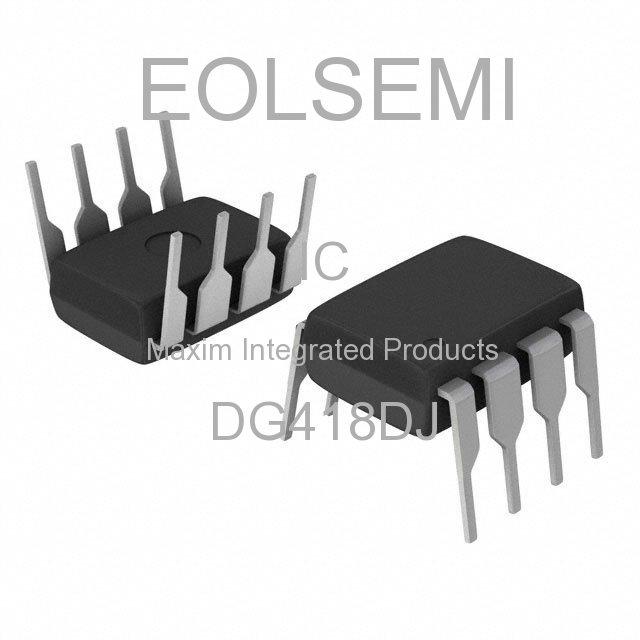 DG418DJ - Maxim Integrated Products