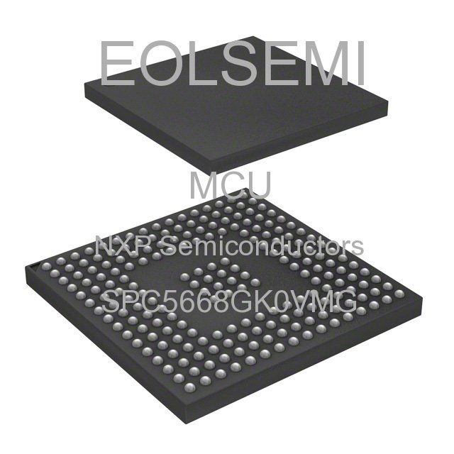 SPC5668GK0VMG - NXP Semiconductors