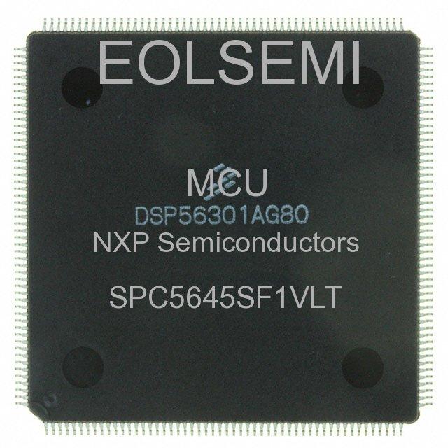 SPC5645SF1VLT - NXP Semiconductors