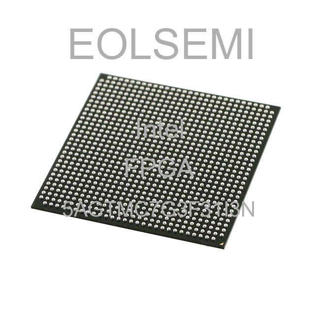 5AGTMC7G3F31I3N - Intel - FPGA