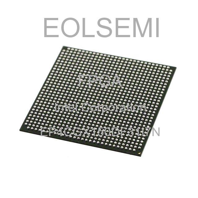 EP4CGX150DF31I7N - Intel Corporation