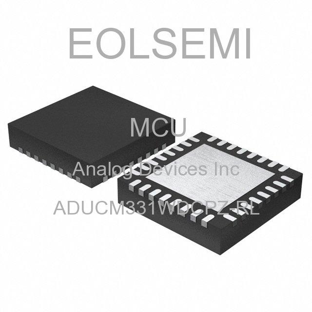 ADUCM331WDCPZ-RL - Analog Devices Inc