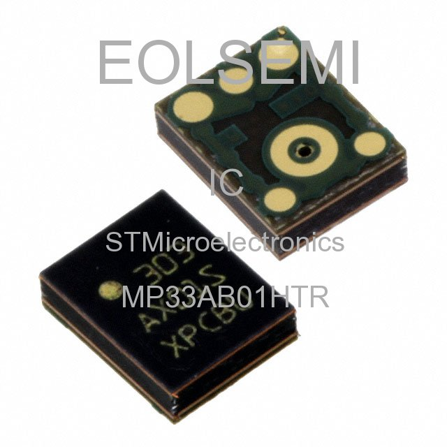 MP33AB01HTR - STMicroelectronics