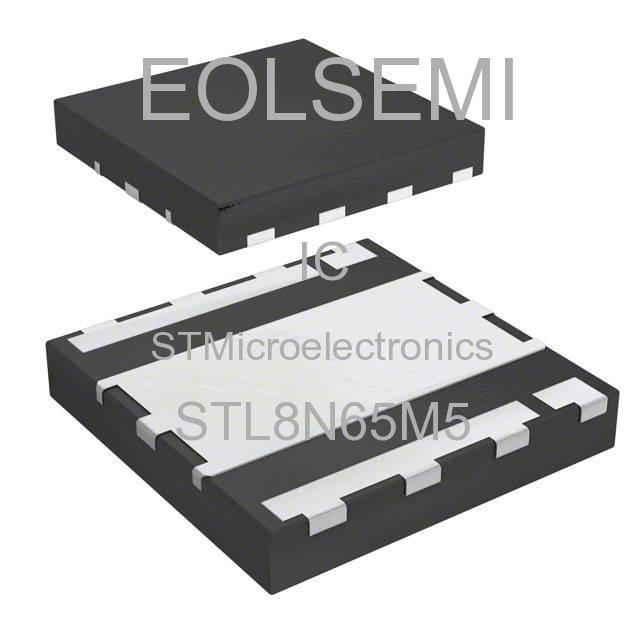 STL8N65M5 - STMicroelectronics
