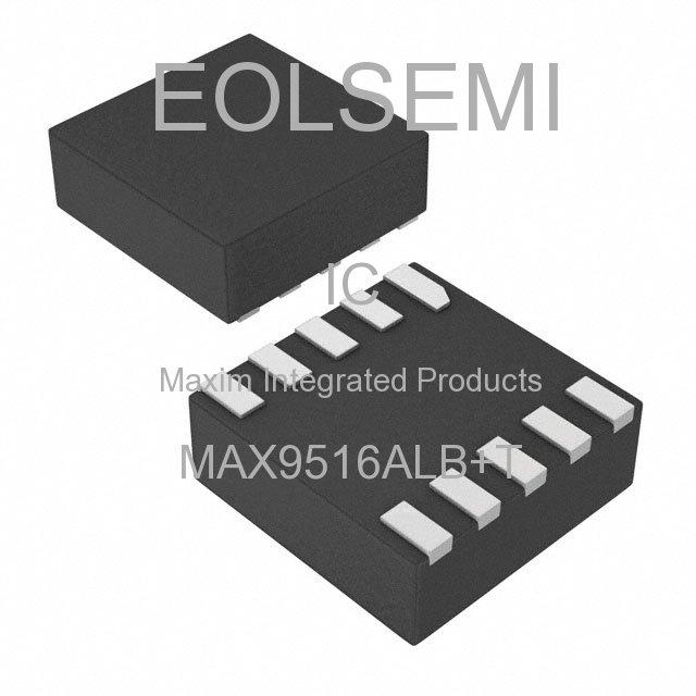 MAX9516ALB+T - Maxim Integrated Products