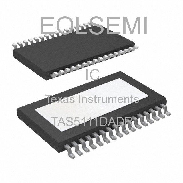 TAS5111DADR - Texas Instruments