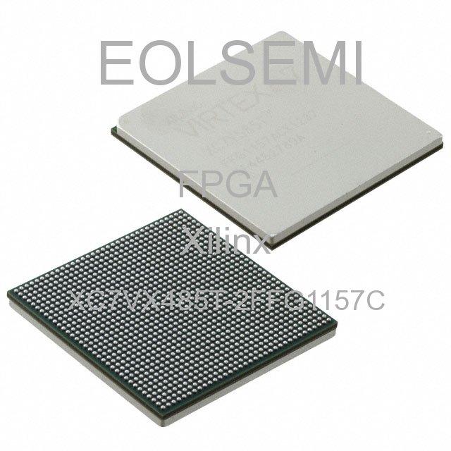 XC7VX485T-2FFG1157C - Xilinx