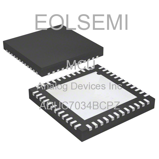 ADUC7034BCPZ - Analog Devices Inc