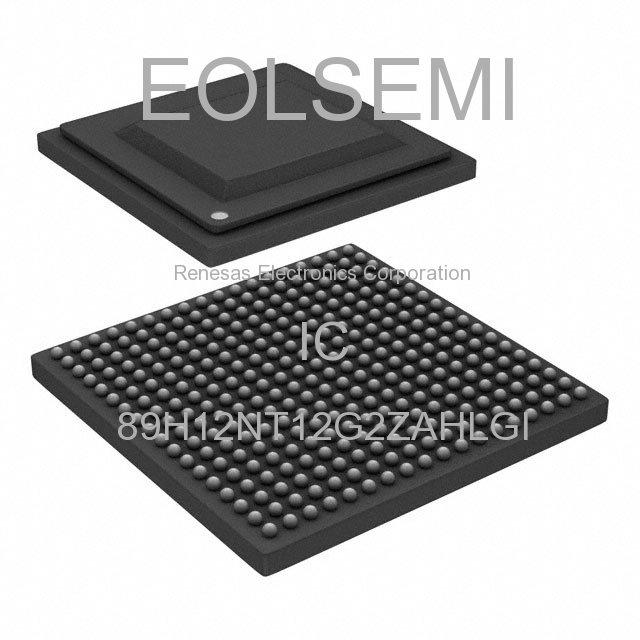 89H12NT12G2ZAHLGI - Renesas Electronics Corporation - IC