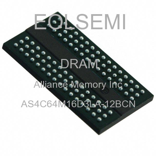 AS4C64M16D3LA-12BCN - Alliance Memory Inc
