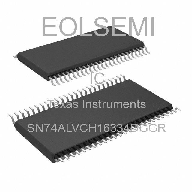 SN74ALVCH16334DGGR - Texas Instruments