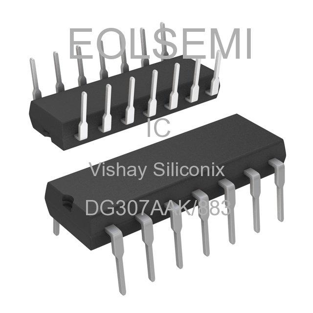 DG307AAK/883 - Vishay Siliconix