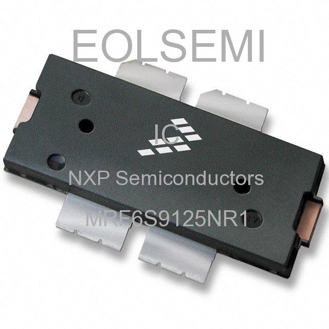 MRF6S9125NR1 - NXP Semiconductors