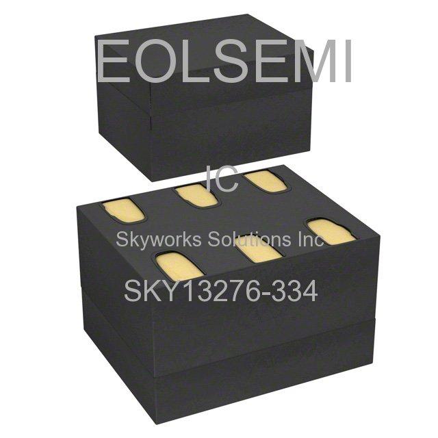 SKY13276-334 - Skyworks Solutions Inc