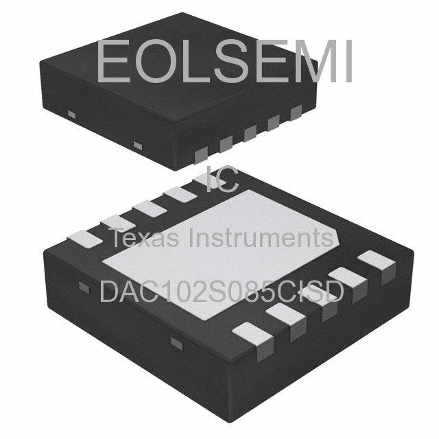 DAC102S085CISD - Texas Instruments