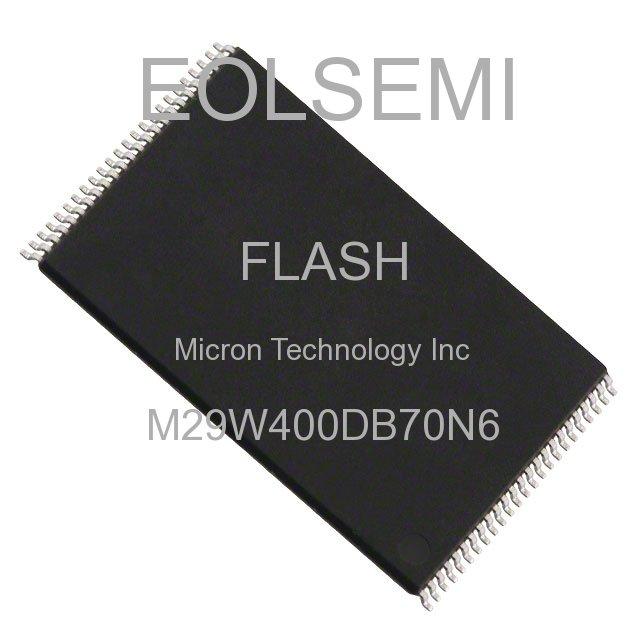 M29W400DB70N6 - Micron Technology Inc
