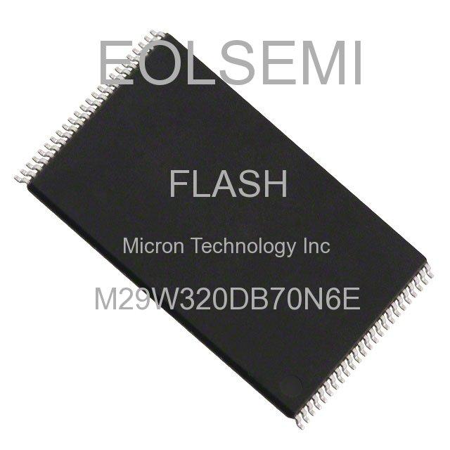 M29W320DB70N6E - Micron Technology Inc