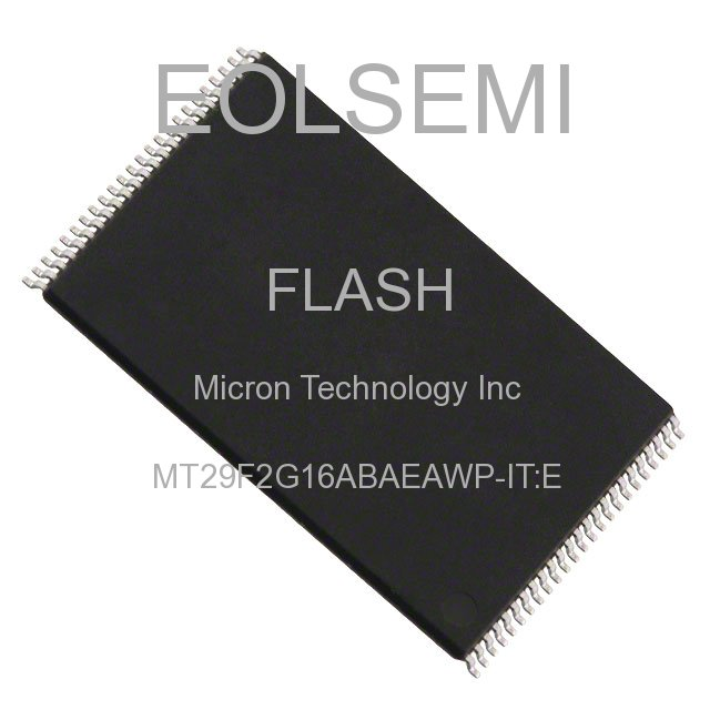 MT29F2G16ABAEAWP-IT:E - Micron Technology Inc