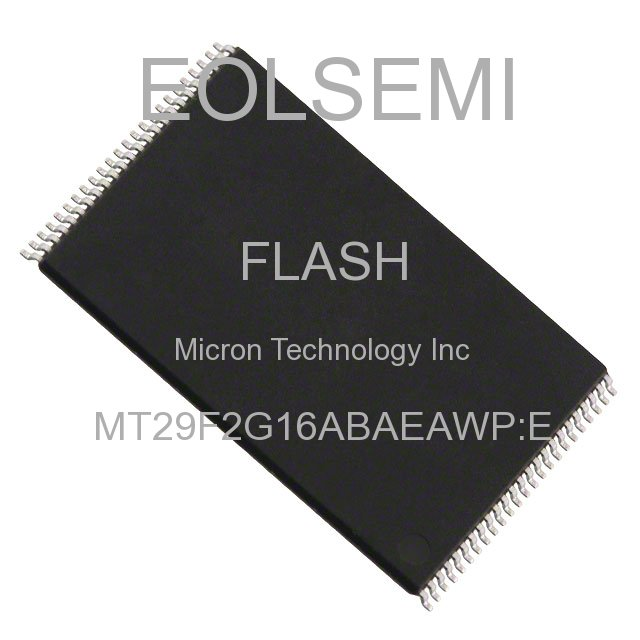 MT29F2G16ABAEAWP:E - Micron Technology Inc