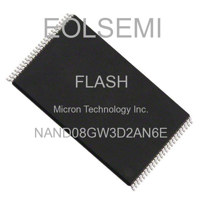 NAND08GW3D2AN6E - Micron Technology Inc.