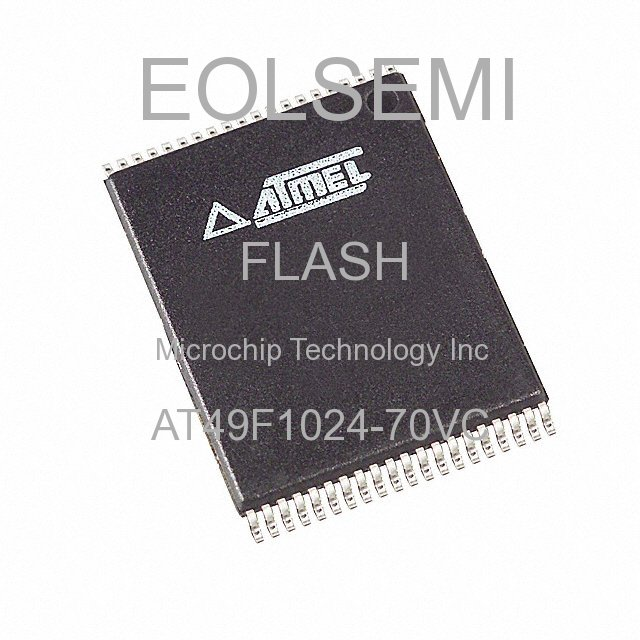 AT49F1024-70VC - Microchip Technology Inc